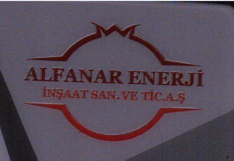 Alfanar Enerji İnşaat San.Tic.A.Ş.