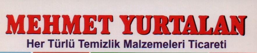 Mehmet Yurtalan Temizlik Malzemeleri Ticareti