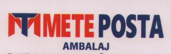 Mete Temizlik Ambalaj Malz.Özel Sağ.Hizm.Gıda İnş.San.Tic.Ltd.Şti.